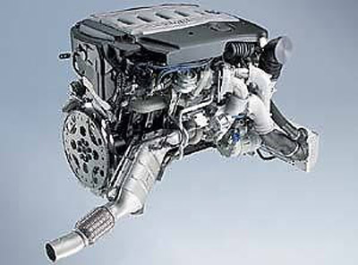 Bontott motor 306D5-höz