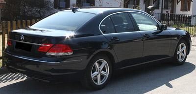 E65 730d BMW alkatrészek